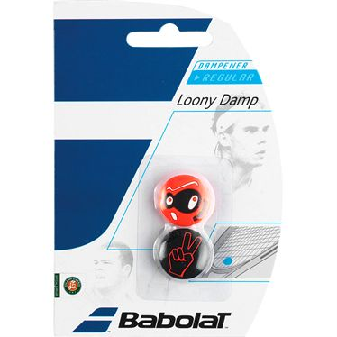 Babolat Loony Vibration Dampener - Black/Red