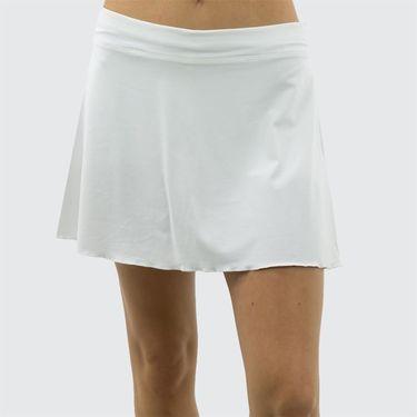 Sofibella 15 Inch Skirt - White