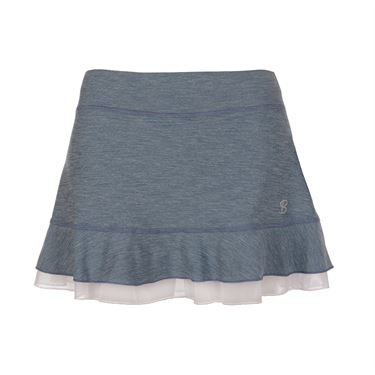 Sofibella Doubles 13 Inch Skirt - Fiji Night