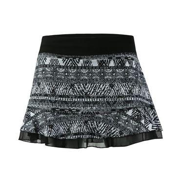 Sofibella Doubles 13 Inch Skirt - Tulum Print