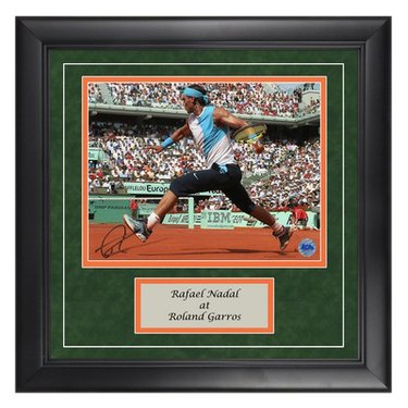 Rafael Nadal Autograph Roland Garros