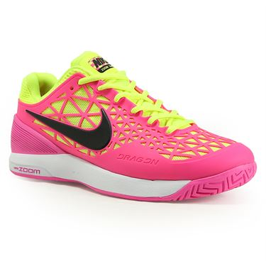 Nike Zoom Cage 2 Womens Tennis Shoe