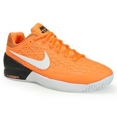 Nike Zoom Cage 2 Womens Tennis Shoe - Tart/White/Black
