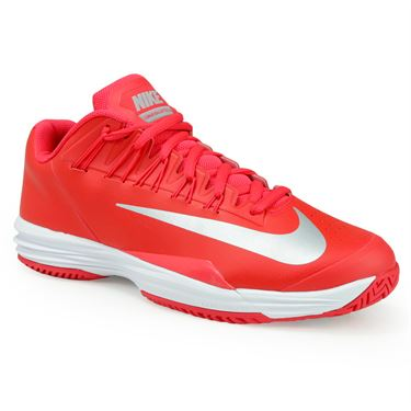 Nike Lunar Ballistec 1.5 Mens Tennis Shoe - Team Red