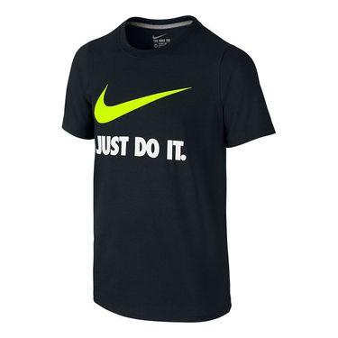 Nike Boys JDI Swoosh Crew-  Black