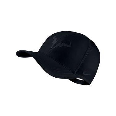 Nike Rafa Feather Light Hat - Black