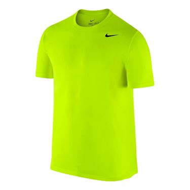 Nike Legend 2.0 Crew - Volt/White