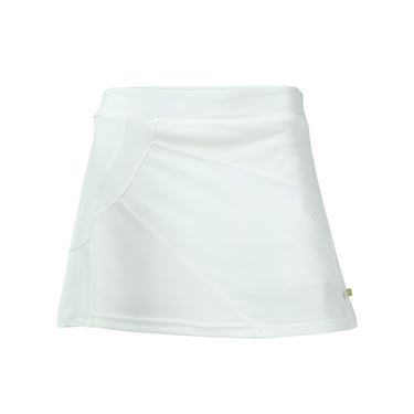 Pure Lime All White Champion Skirt