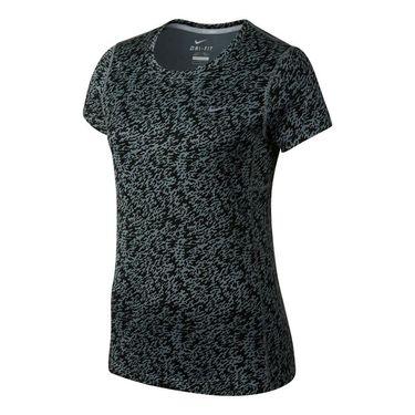 Nike Pronto Miler Top - Cool Grey