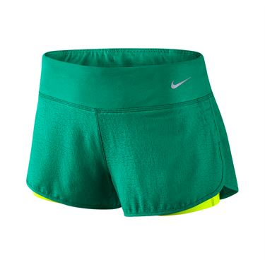 Nike Running Short - Teal Charge