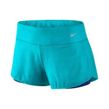 Nike Rival Jacquard 3 Inch Short - Omega Blue