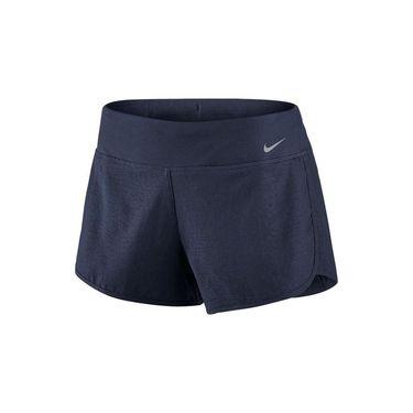 Nike Rival Jacquard 3 Inch Short - Obsidian