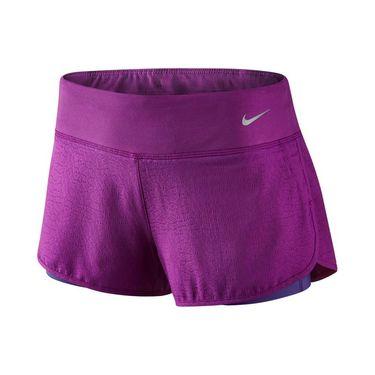 Nike Rival Jacquard 3 Inch Short - Cosmic Purple