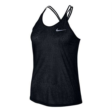 Nike Dri Fit Cool Breeze Strappy Tank - Black