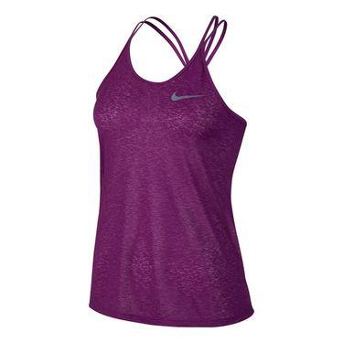Nike Dri Fit Cool Breeze Strappy Tank - Cosmic Purple
