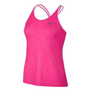 Nike Dri Fit Cool Breeze Strappy Tank - Hyper Pink
