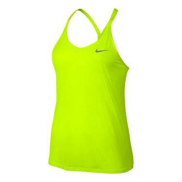 Nike Dry Running Tank - Volt
