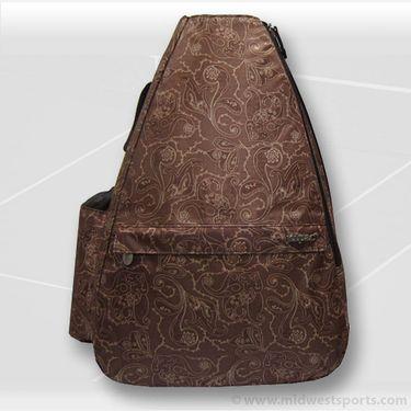 Jet Pac Caramel Vine Sling Tennis Bag