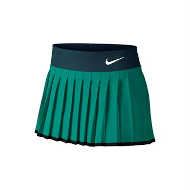 Nike Girls Victory Skirt - Teal Charge/Midnight Turquoise