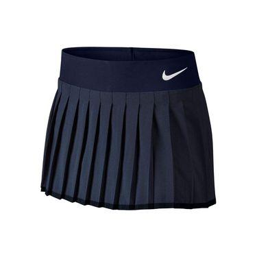 Nike Girls Victory Skirt - Midnight Navy/Black