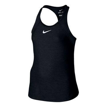 Nike Girls Slam Tank - Black