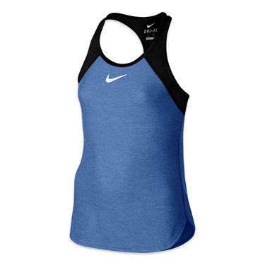 Nike Girls Slam Tank - Chalk Blue