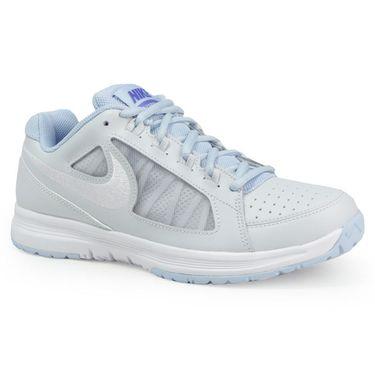 Nike Air Vapor Ace Womens Tennis Shoe - Pure Platinum/White/Ice Blue/Comet Blue