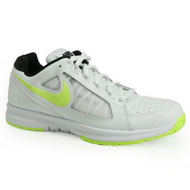Nike Air Vapor Ace Womens Tennis Shoe - White/Volt/Black