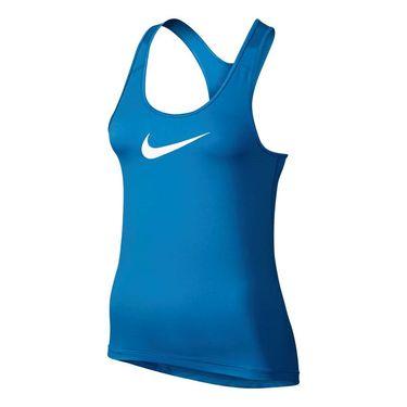 Nike Pro Cool Tank - Light Photo Blue