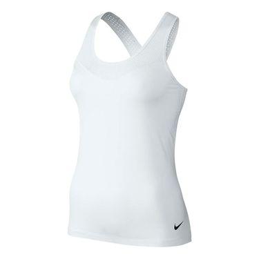 Nike Pro Hypercool Tank - White