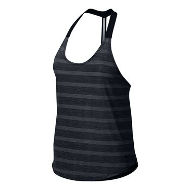 Nike Elastika Elevate Tank - Black