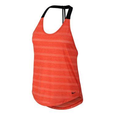 Nike Elastika Elevate Tank - Lite Crimson