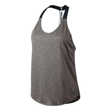 Nike Training Tank - dark Grey Heather