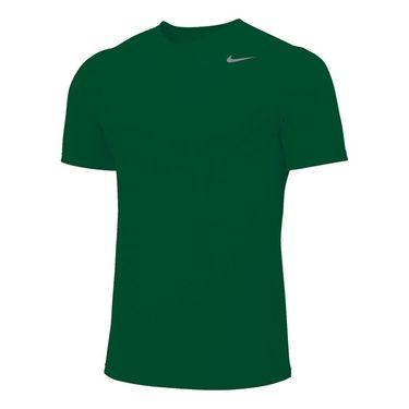 Nike Team Legend Crew - Green/Grey