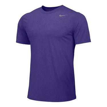Nike Team Legend Crew - Purple/Grey
