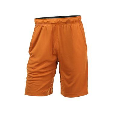 Nike Team Fly Short - Desert Orange/White