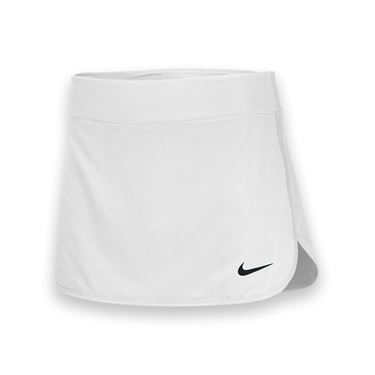 Nike Team Pure Skirt - White/Black