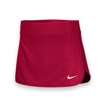 Nike Team Pure Skirt - Scarlet/White