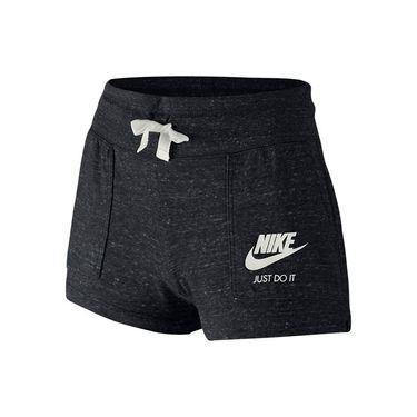 Nike Girls Gym Vintage Short - Black