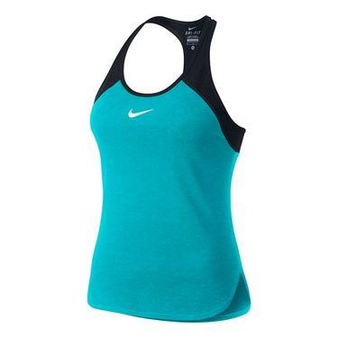 Nike Dry Slam Tank - Omega Blue