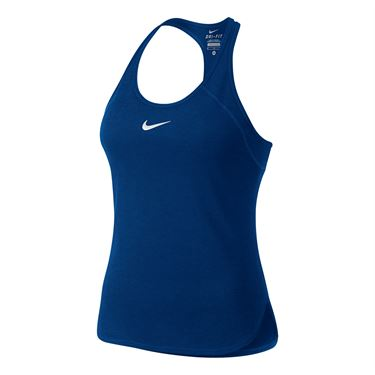 Nike Dry Slam Tank - Blue Jay