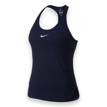 Nike Slam Tank - Obsidian