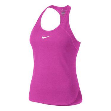 Nike Dry Slam Tank - Fire Pink