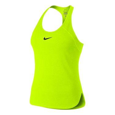 Nike Dry Slam Tank - Volt