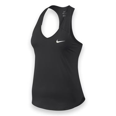 Nike Team Pure Tank - Dark Grey