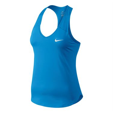 Nike Team Pure Tank - Lite Photo Blue