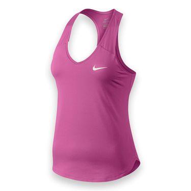 Nike Team Pure Tank - Viola