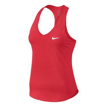 Nike Pure Tank - Action Red