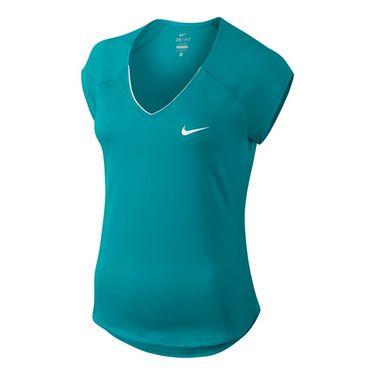 Nike Pure Top - Rio Teal