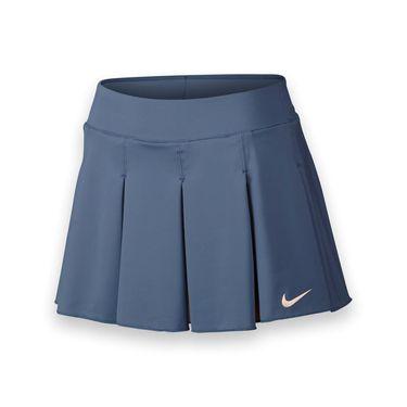 Nike Premier Maria Skirt - Ocean Fog/Barely Orange
